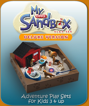 My Little Sandbox Deluxe Version